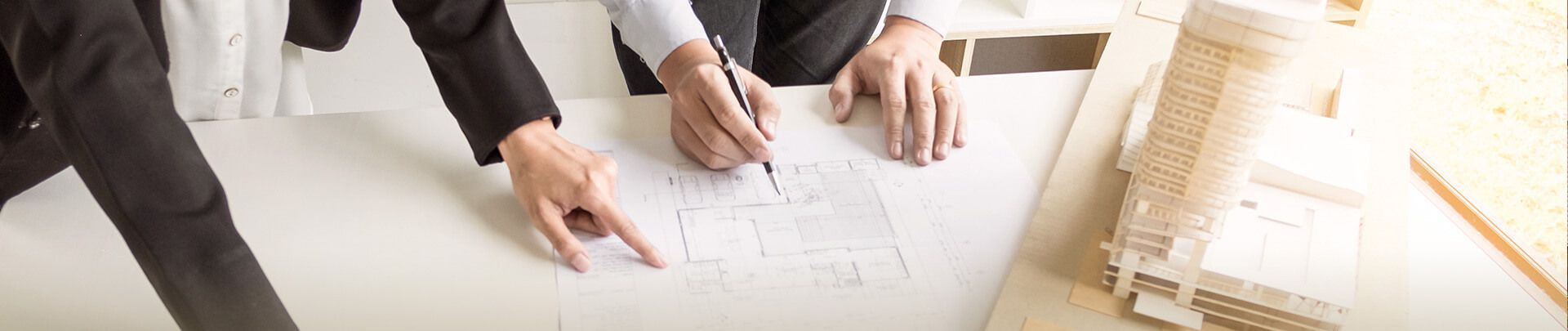 Plan Mehrfamilienhaus